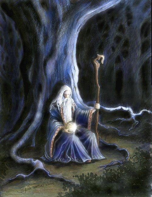 Torre do Diretor   Merlin_the_wanderer