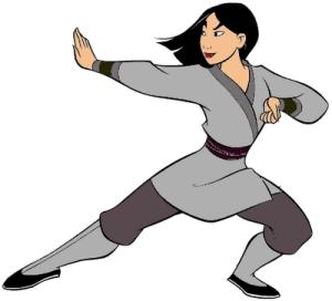 Mulan, a princesa que nem é princesa